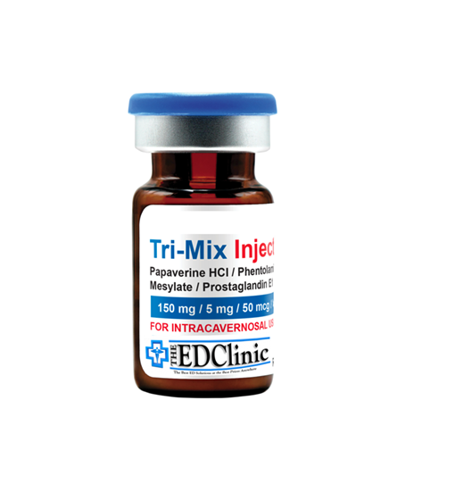 Trimix-vial